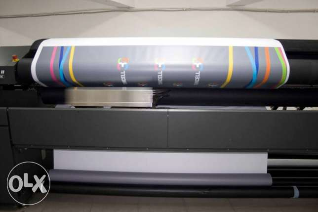 Large printer for sale فرن الشباك -  3