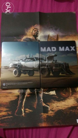 Mad Max Ripper Edition ps4