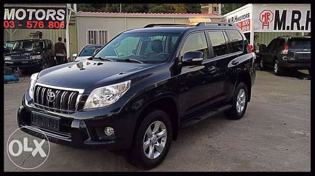 Toyota Prado TXL 2012 Blue Fully Loaded in Excellent Condition!