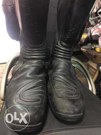 used safety boot
