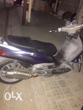 Motorcycle for Sale, Beverly made in Italy
