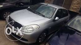 Renault Symbol 2012 automatic full options grey for 6,000$.