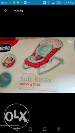 Chicco baby relax زلقا -  1