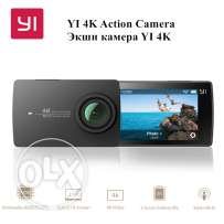 Xiaomi yi 4k action camera / better than GoPro hero 5