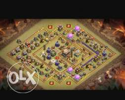 clash of clans with gmail
