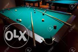 Valley billiards table 3000