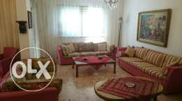 200m2 Furnished apt in jaleldib