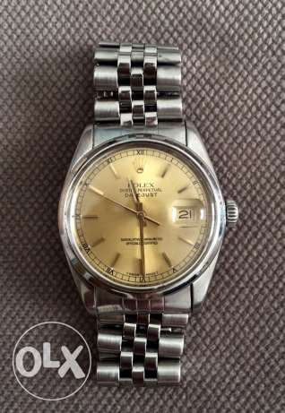 rolex datejust super rare watch