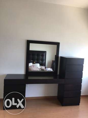 Excellent condition!!! dresser and two night stands for only $ 700!!!