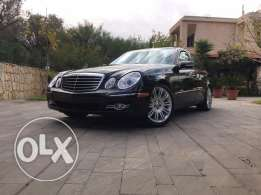 E 350 for sale super ndifi w jdidi ajnabiyi mechyi 89,000 M Whatspp 0