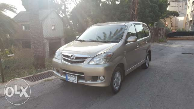 Avanza 1.5G 2010 full automatic BUMC source excellent condition