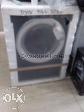 UNBELIEVABLE OFFER washer Hoover 9k 1600rpm in the box brand new UK