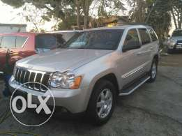 jeep grand chirockee 2010 full option clean carfa
