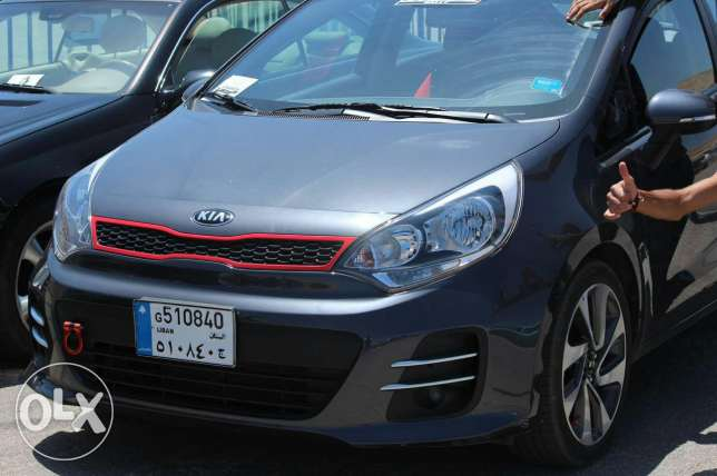 Kia rio 2015 full option