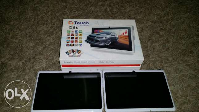 G touch android tablet