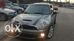 Mini Cooper S 2009 Grey-Black