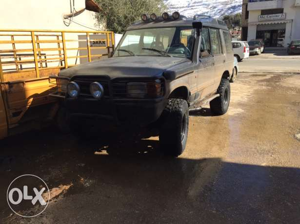 land rover for sale برج حمود -  4