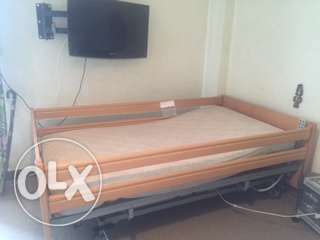Medical Electrical Bed made in UK