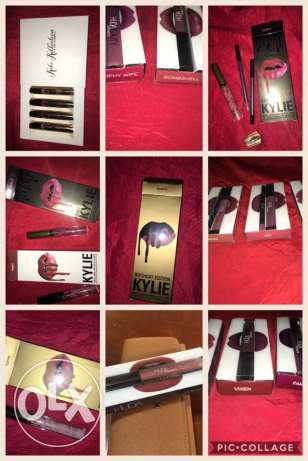 all kinds of kylie make up
