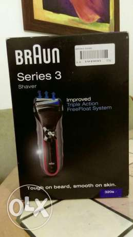 Brand New BRAUN Series 3 NEVER USED!!