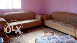 Sofa large number of 2