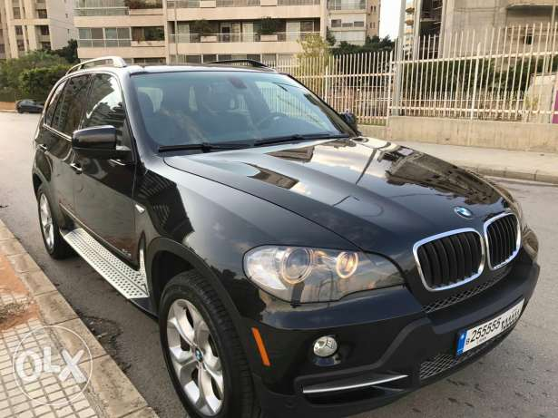 the cleanest x5 in lebanon