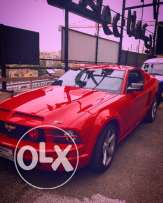 Ford mustang 2006 pimped