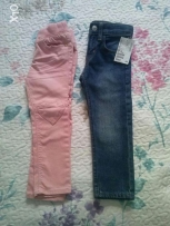 H&M pants kids 2 for 10$