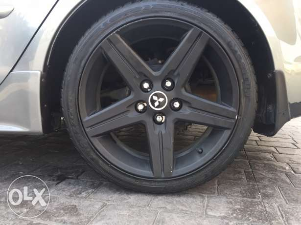 trade on 17 inch rims