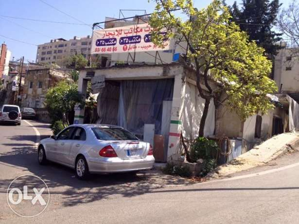 Land + House in Bsalim (Majzoub) بصاليم -  1