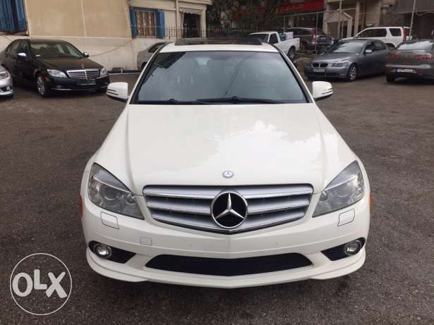 MERCEDES C 350 clean carfax