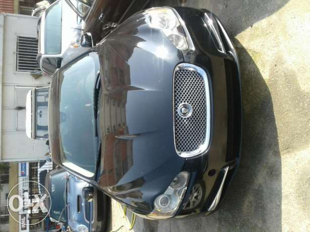 Jaguar XF super charged 2009