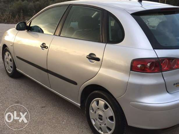 seat ibiza / only 102000 km !!! / super / manual