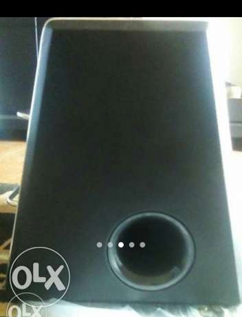Realsound 600 watts subwoofer. Built in ampli كسروان -  3