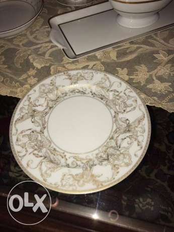 Porcelain Limoges France Sets of 36 ( Main, Salad and Dessert ) Plates