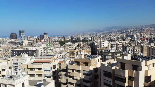 Apartment Sin El Fil Prime location with 360 view سن الفيل -  5