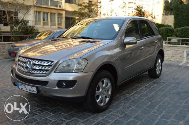 ML350 /2006/ Jdiid/ (gharghour LEBANON), One Owner since 2006