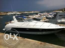 yacht chris craft 36 foot 1994 petrol engines