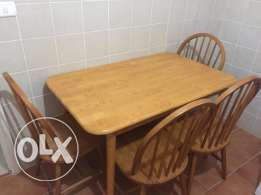 Kitchen Wooden Table