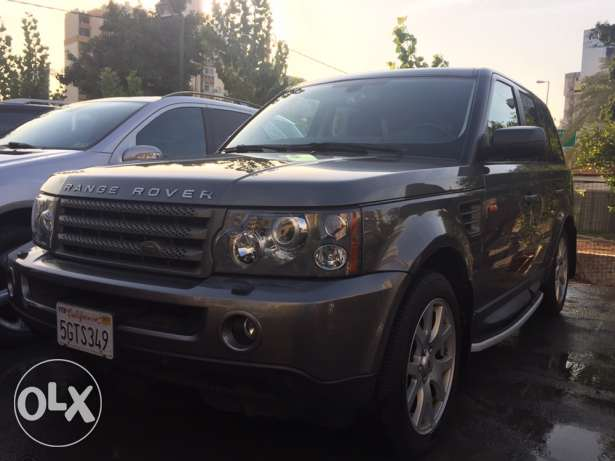 2008 Range rover sport grey only 104000 miles for sale