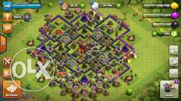 clash of clans th10