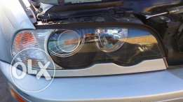 Bmw e46 original xenon headlights
