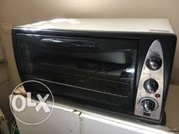 electrical oven