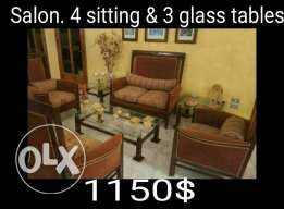 Home furniture n good condition for sale