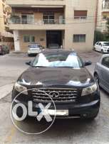 Infiniti FX35 - Technology 2006 - excellent conditions