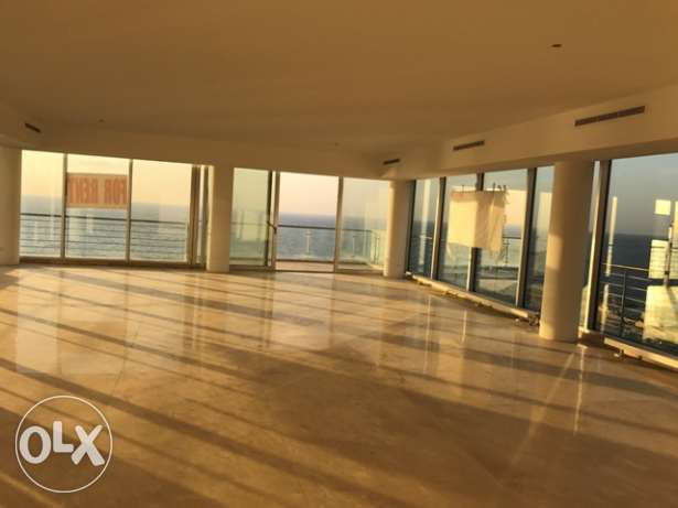 sea view apartment for rent in ras beirut