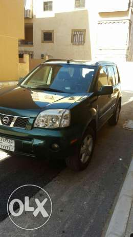 Nissan xtrail se 2005 extra clean full options panoramic sunroof