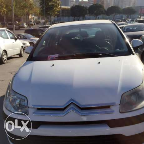 White Citroen for sale المرفأ -  2