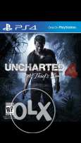 Ps4 game uncharted 4