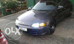 Honda civic94-ful -انقاض